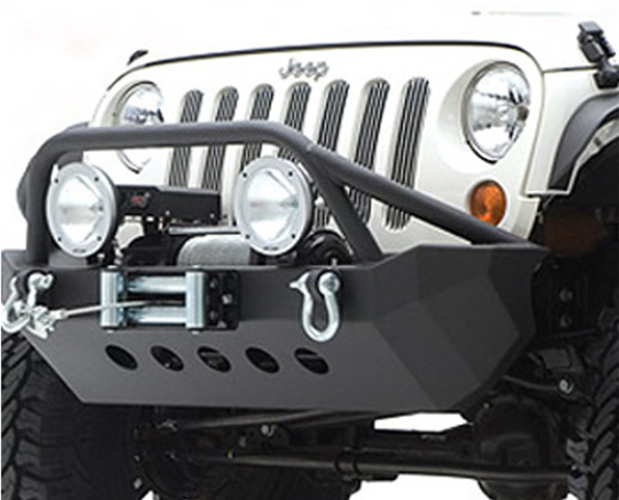 Smittybilt Front Xrc Gen1 Bumper In Textured Black Jeep Bumpers Jeep Wrangler Accessories Jeep Wrangler