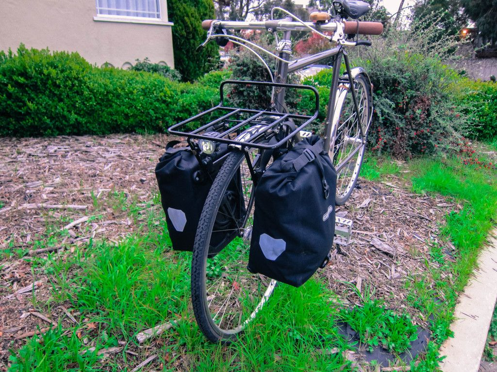 Look jeremy s bicycle rack apartment therapy - Cycling