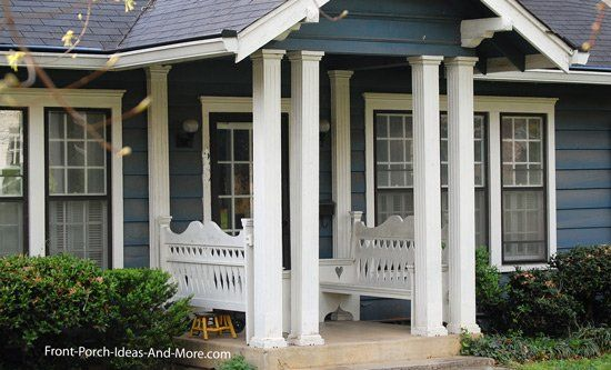 Porch Columns Design Options for Curb Appeal and More | Small ...