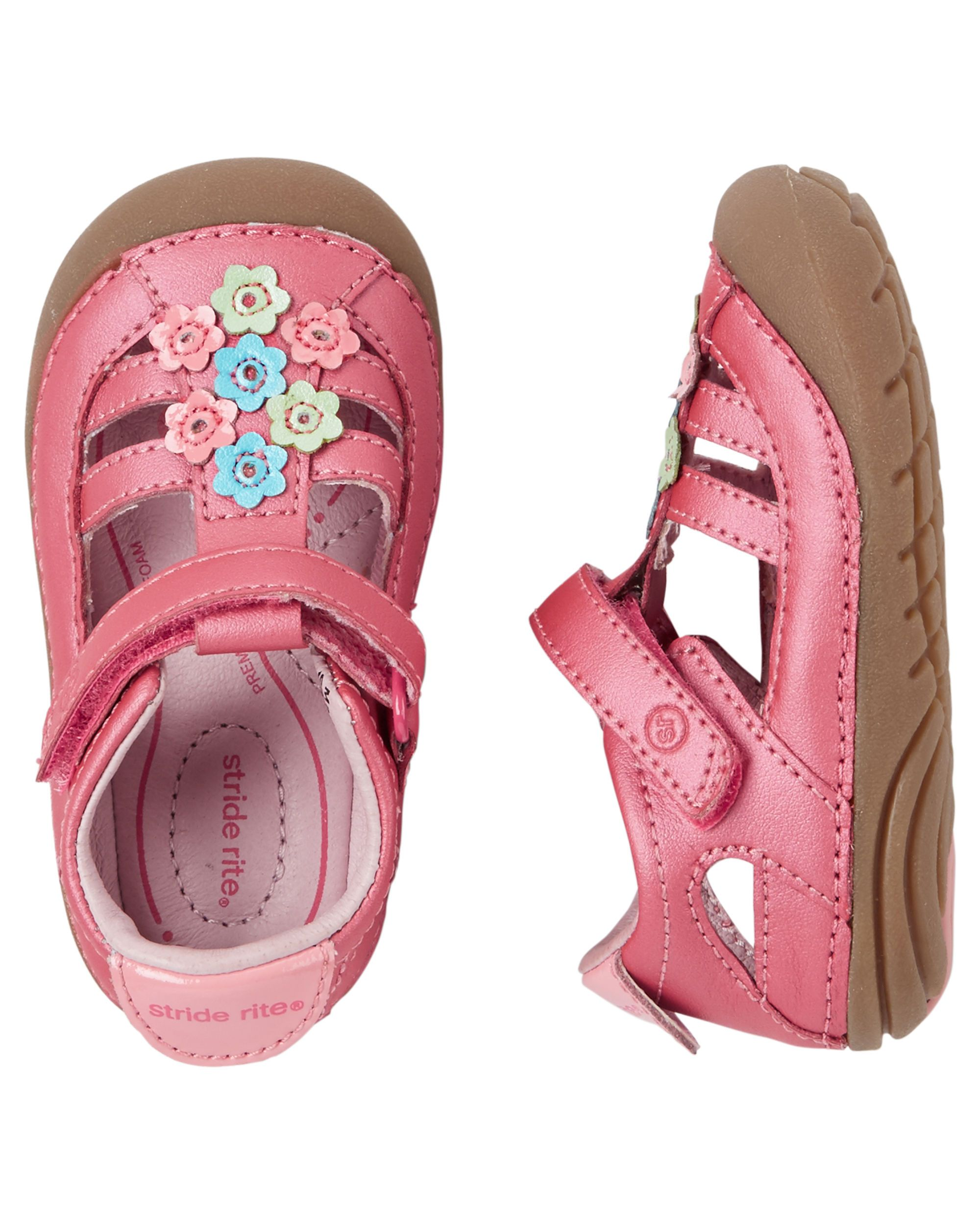 e9747d004 Stride Rite Soft Motion Luisa Sandal | stride rite baby girl shoes ...