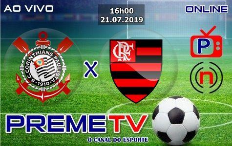 Corinthians X Flamengo Ao Vivo Preme Tv Viver Sozinho