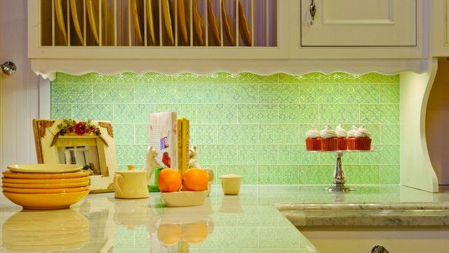The Modono Glass Tile Collection feature tiles manufactured using dichroic (color-changing) thin-film technology to manage color. The process produces a tile that acts as a prism, and the specific light source, angle of the light source, angle of the...