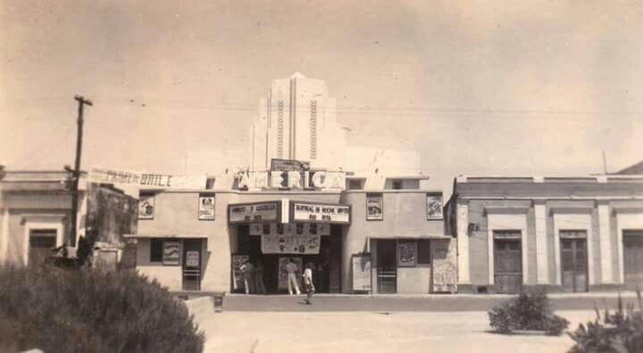 1944 Teatro América, Vega Baja