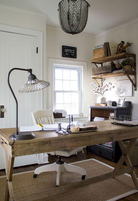 Easy Diy Farmhouse Desk Decor Ideas Budget Home