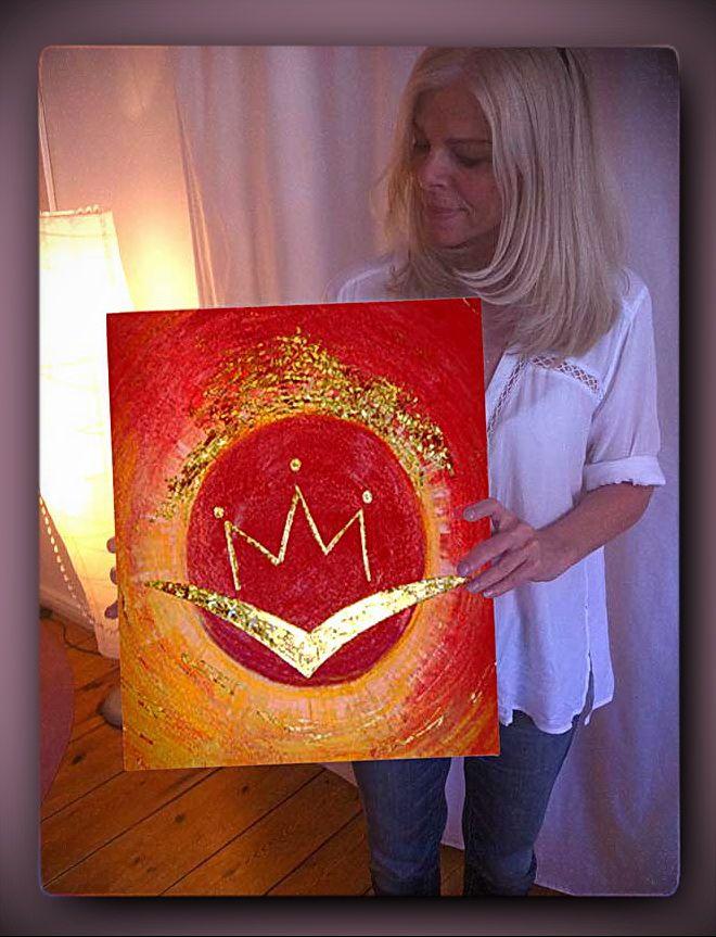 Heilung – Kunst – Symbolkraft – mit der Seelenleserin Wera Fengler angenehm – wohltuend Das Unbewusste Innere Ich & die Kunst der belebenden Heilung