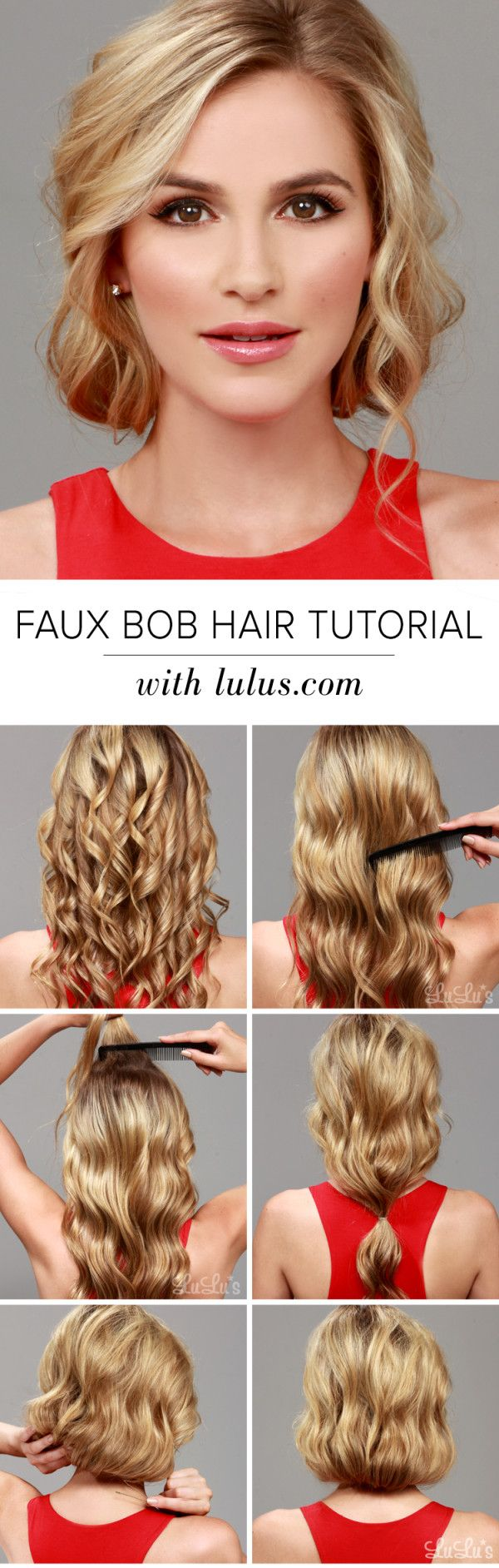 super creative tips how to do perfect hairstyle on the easiest