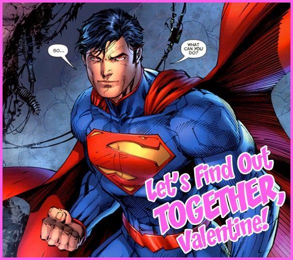 ComicsAlliance's New 52 Valentines Will Reboot Your Relationship