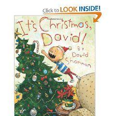 It's Christmas, David
