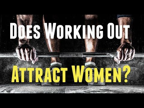 Why Fit Guys Attract Women - Why Exercising Can Help You Get The Girl!