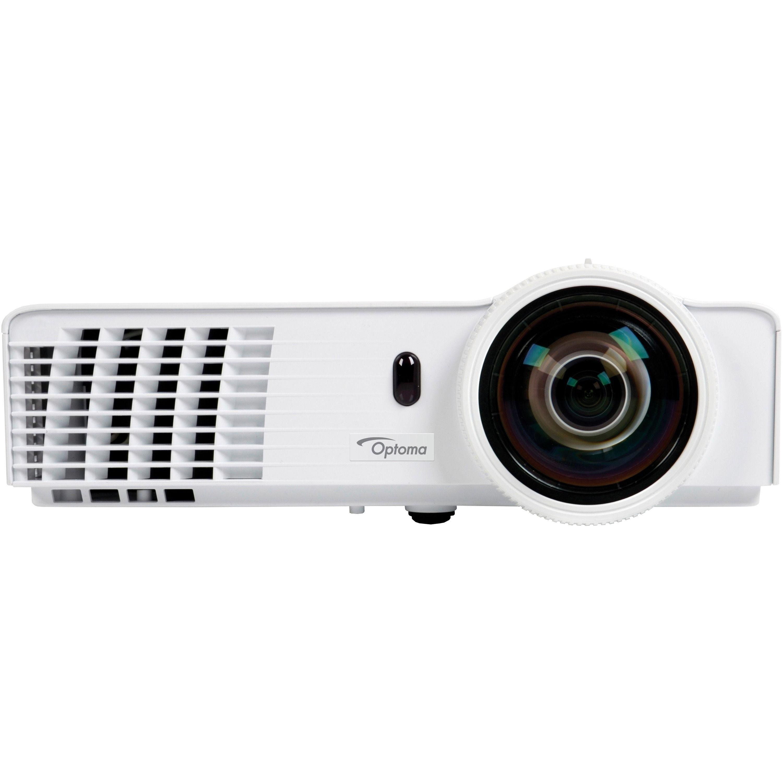 Optoma GT760A 3D DLP Projector - 720p - Hdtv - 16:10