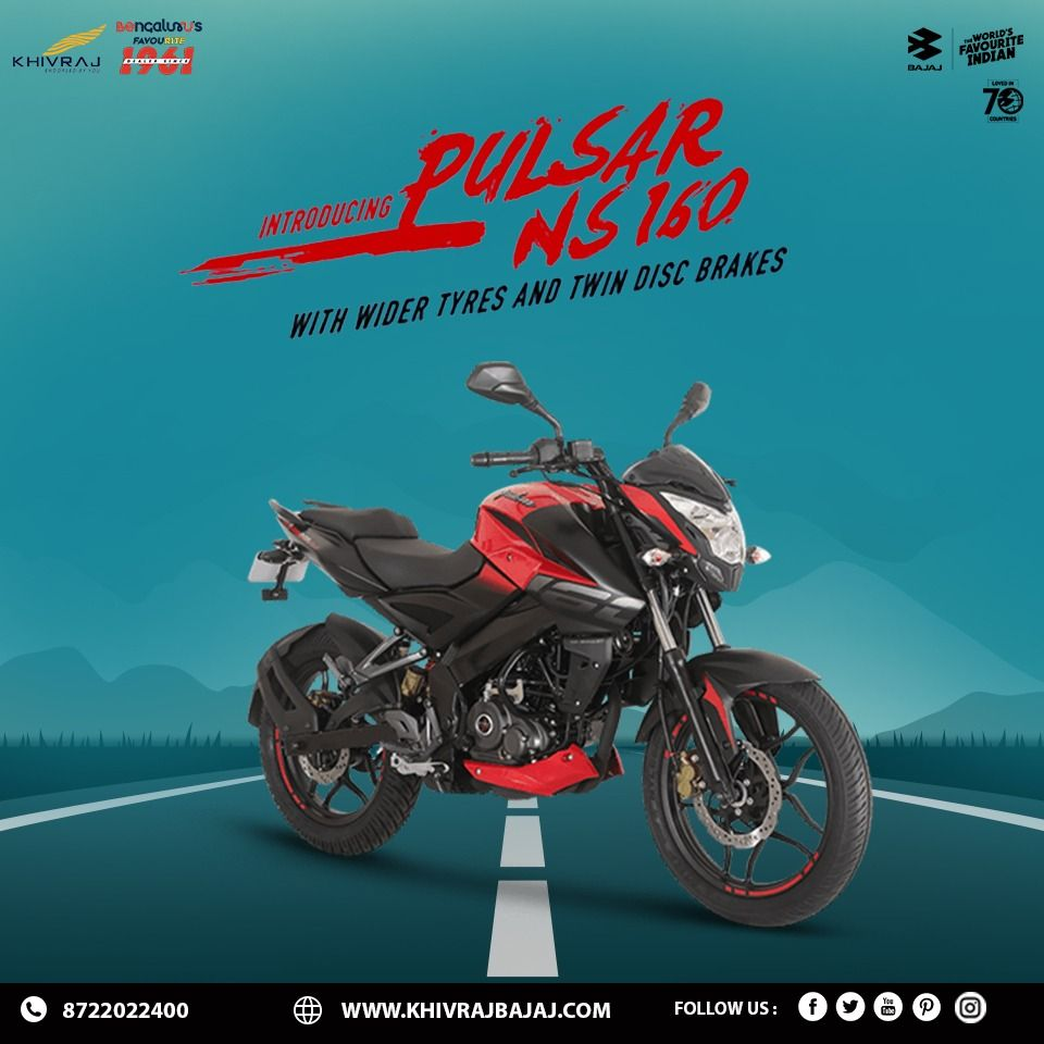 The Most Powerful Pulsar Ns160 Bike Experience The Epitome Of