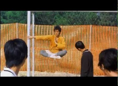 When Kung Fu Meets Soccer You Get Shaolin Kickers Shaolin Soccer Shaolin Kung Fu