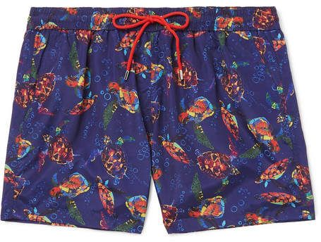 7556591df3 Paul Smith Mid-Length Printed Shell Swim Shorts in 2019 | Products ...