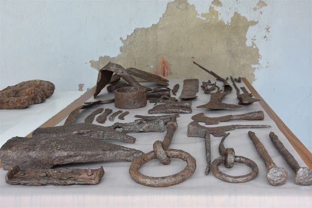 1,500-Year-Old Farming And Carpentry Tools Found In ...
