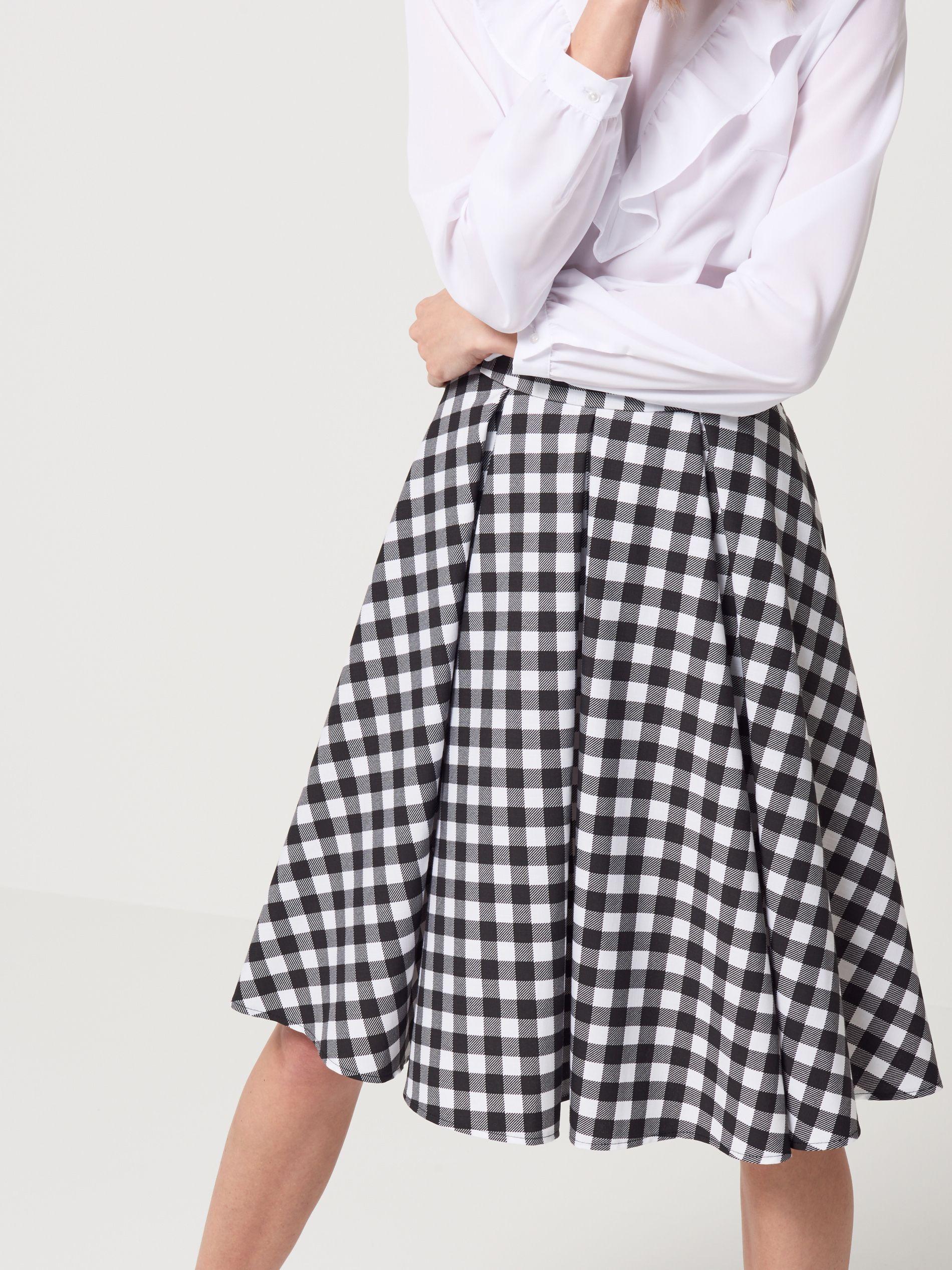 980faf6b81a9 Kruhová sukňa so záhybmi