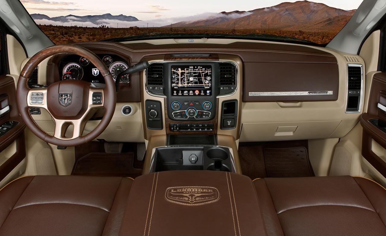 ram longhorn 2013 ram 3500 laramie longhorn 4x4 interior photo - Dodge Ram 3500 Interior