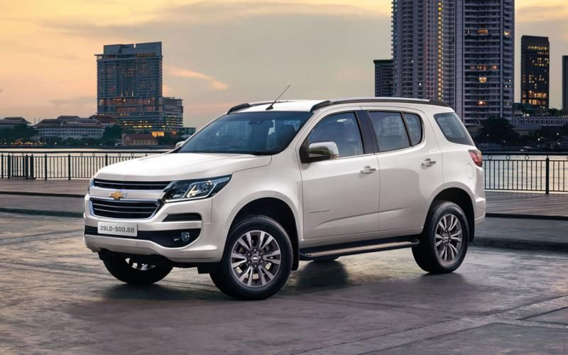 Chevrolet Trailblazer Ltz 2019 Chevrolet Trailblazer Chevy