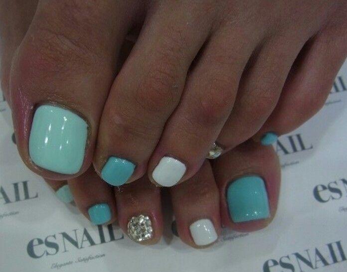 Ombre Toes Simple Toe Nails Toe Nails Toe Nail Designs