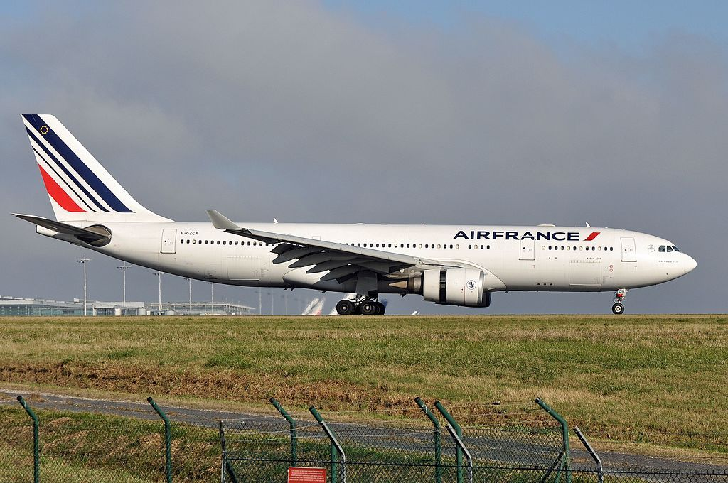 Air France Fleet Airbus A330200 Details and Pictures. Air
