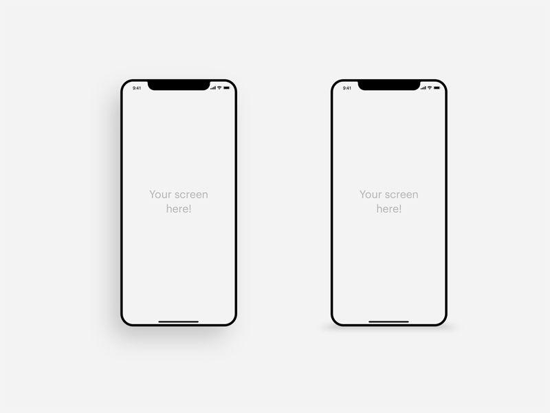 Iphone Mockup Free Psd Template Psd Repo Iphone Mockup Free Branding Mockups Free Iphone Mockup