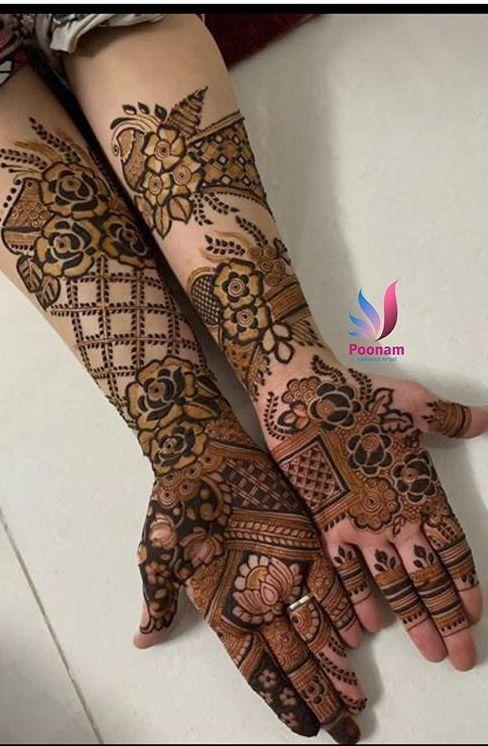 Pin By Shaz Mua On Best Mehndi Designs In 2020 Dulhan Mehndi Designs Rajasthani Mehndi Designs Bridal Mehndi Designs