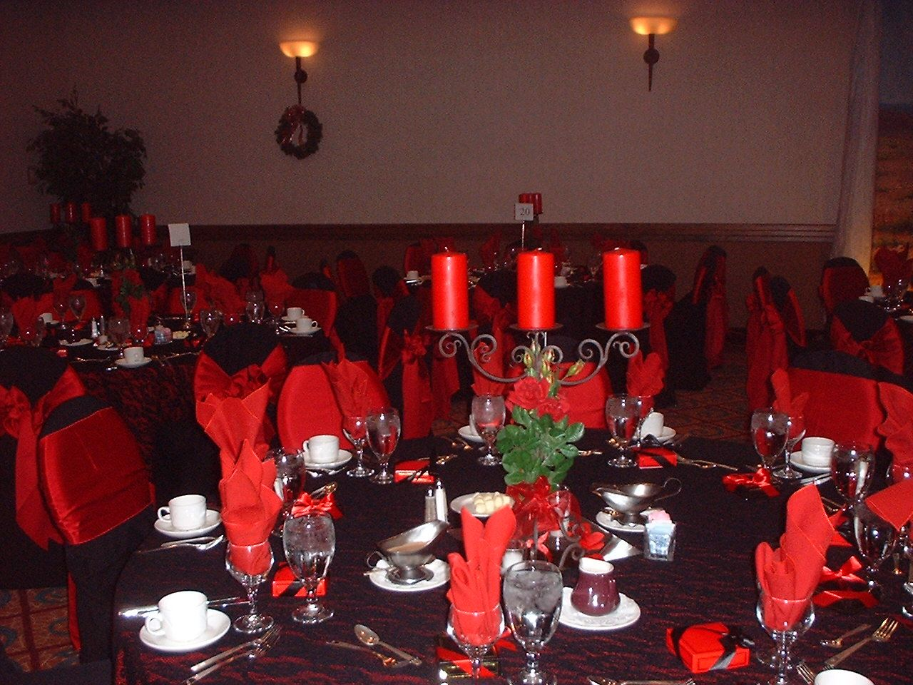 Wonderful Traditional Christmas Party Ideas Part - 11: 20 Christmas Party Decorations Ideas For This Year