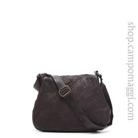 Cross-body bag with studs - official eshop Campomaggi
