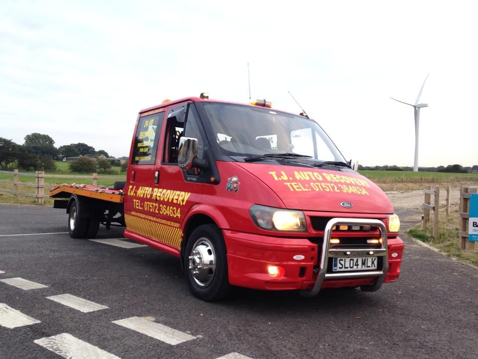 Ford Tj Auto Recovery Ford Transit Ford Motor Company Ford
