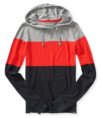 Red aeropostale hoodie