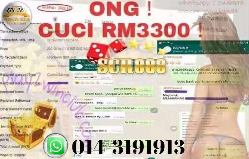 918kiss Casino Malaysia Online Casino   SCR888 Download  