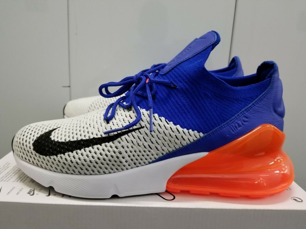 Clothing, Shoes & Accessories Nike Air Max 270 Flyknit Size