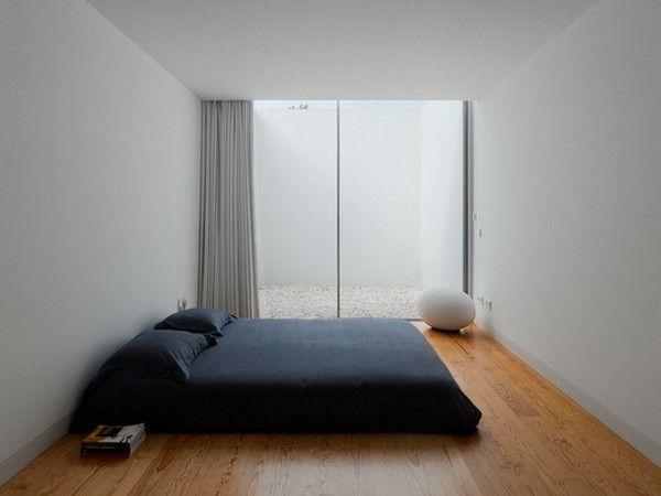 Best Minimalist Bedroom Sticks To Basics A Mattress Simple 640 x 480