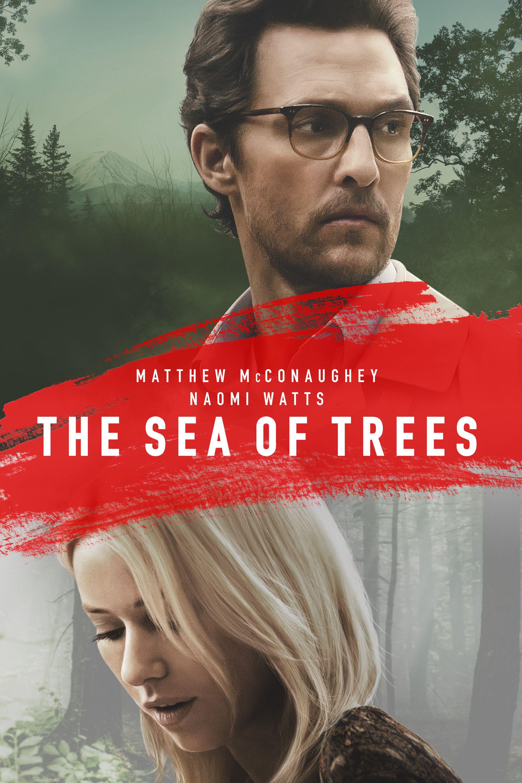 The Sea of Trees Movie Poster Matthew McConaughey, Ken