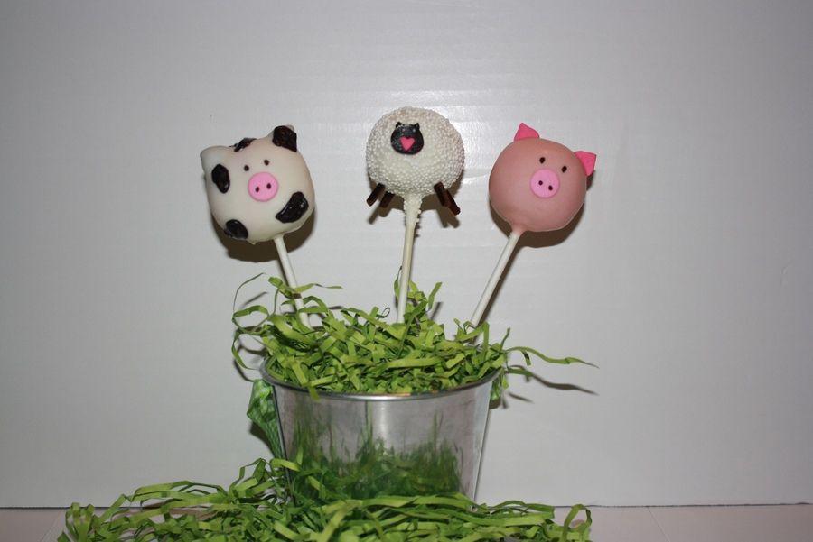 Kuh, Schaf, Schwein