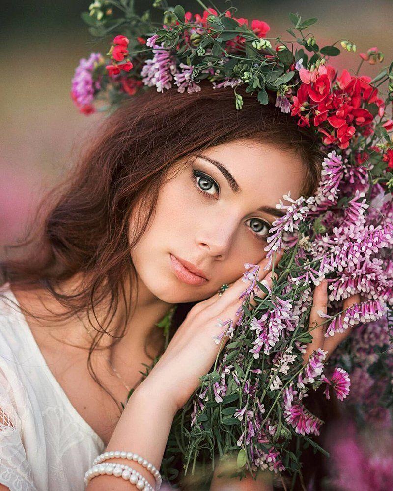 Картинки красота девушки фото