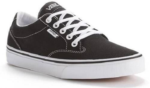 b45e9767ca3ec9 Details about VANS Winston Black+White Women s Athletic Shoes Casual ...