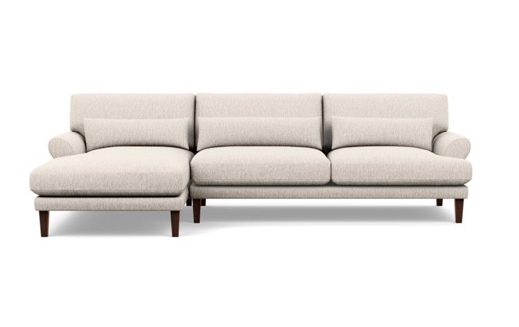 Frame 1 Of Maxwell Upholstered Left Chaise Sectional Interior Define