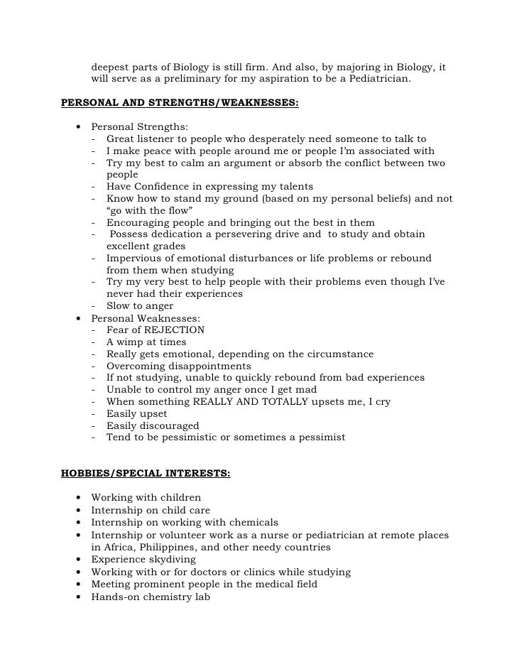 Resume Format Recommendations | Resume format, Sample resume and ...