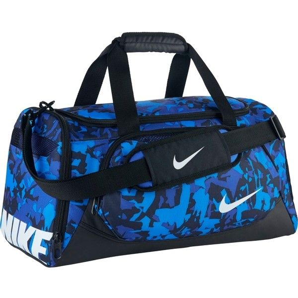 a8ef1c21b Nike Kids' Team Training Small Duffle Bag ($30) ❤ liked on Polyvore  featuring sports bag
