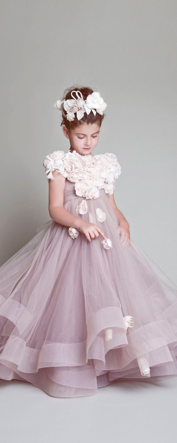 445101c8a82 Inspire Idea of Flower Girl Dress for Wedding Party