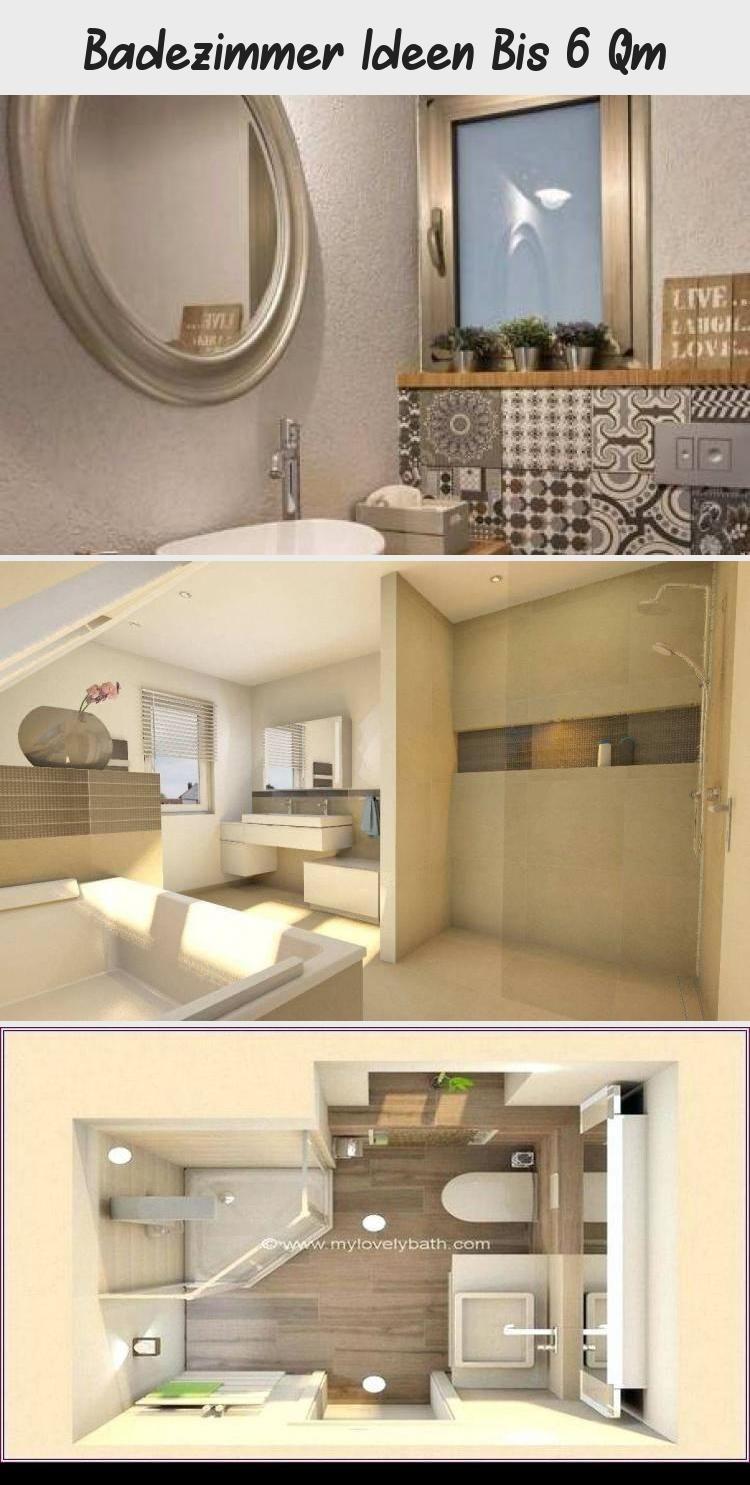 Badezimmer Ideen Bis 6 Qm Home Appliances Home Design