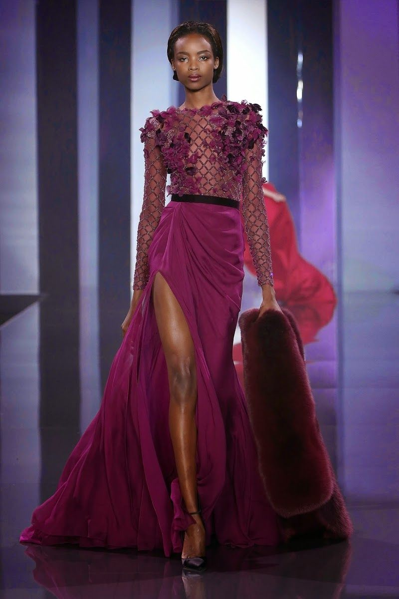 RALPH & RUSSO - Haute Couture Automne Hiver 2014/2015 | how it ...