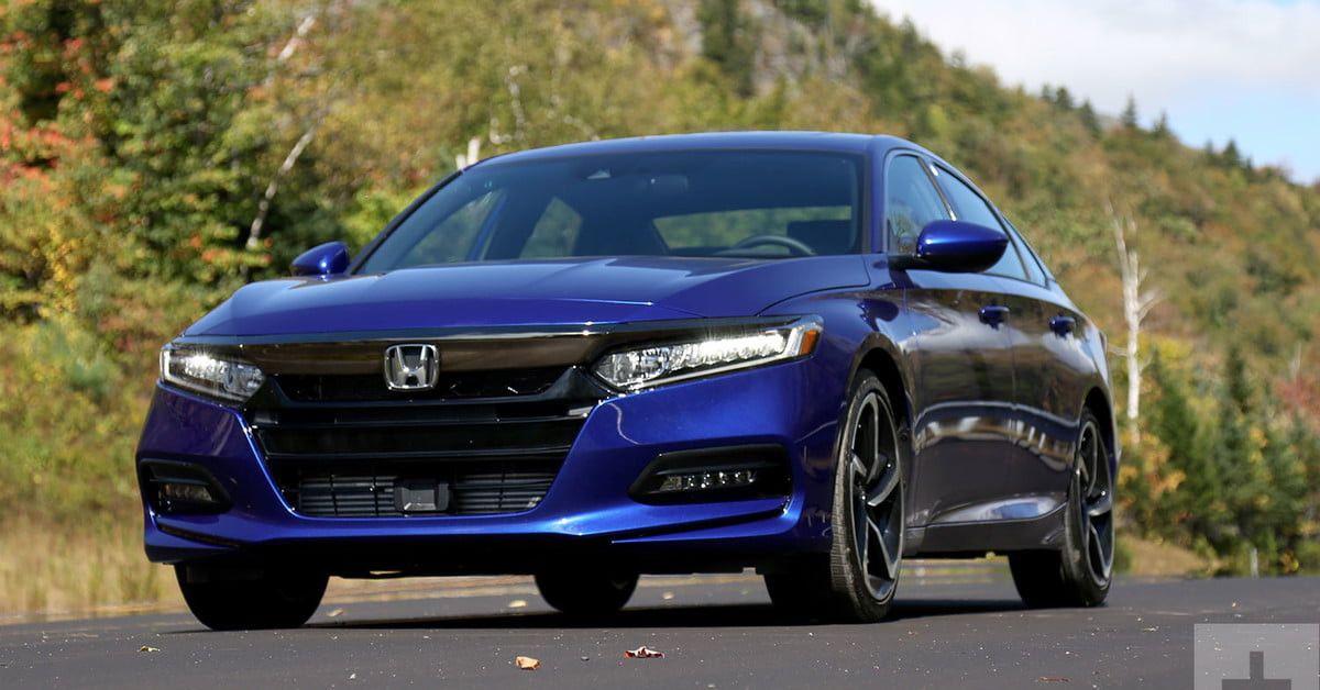 35 2018 Honda Accord Review Ga0l di 2020 Honda accord, Honda