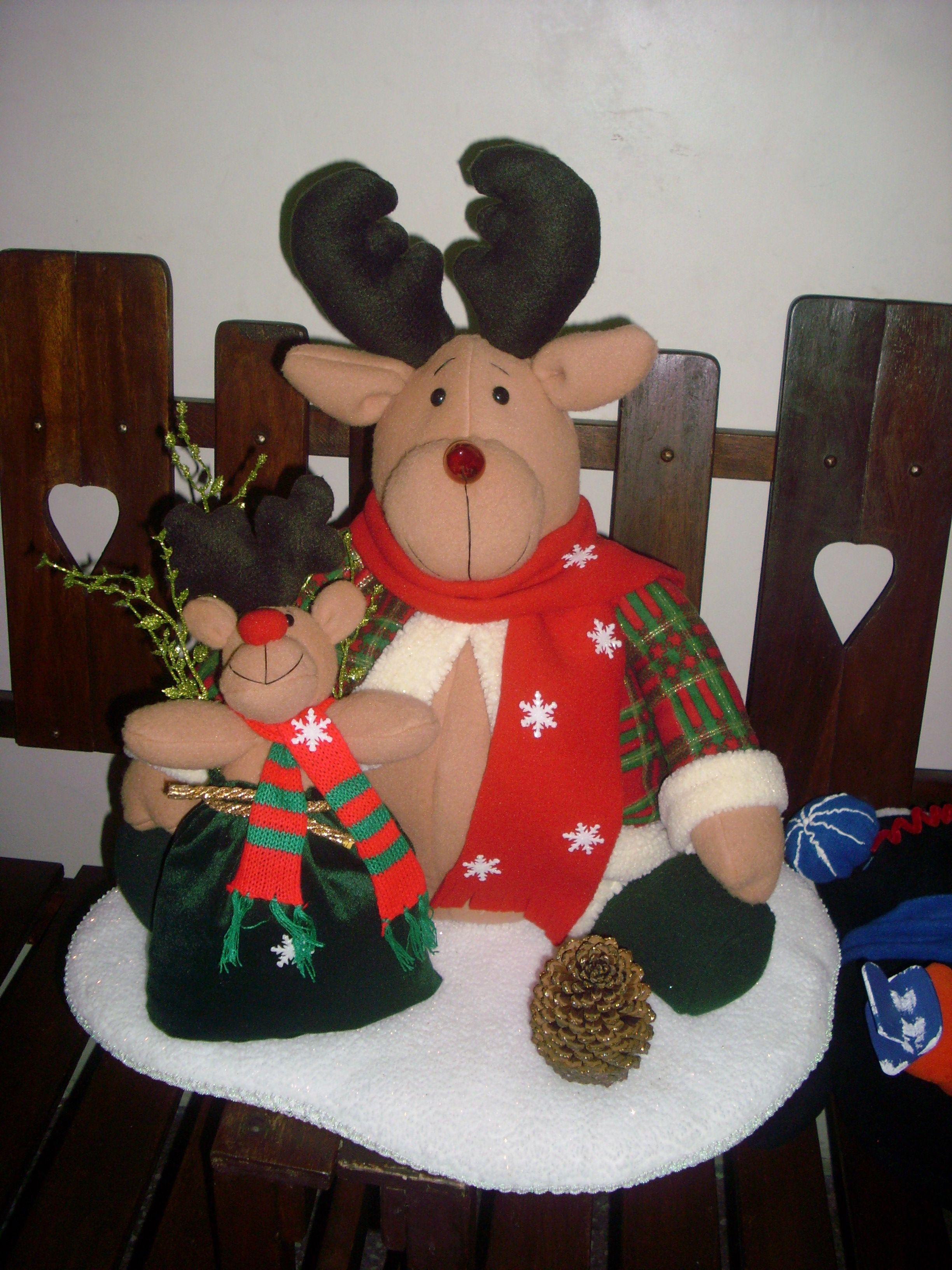 Reno Nariz De Bombillo Christmas Pinterest Felt