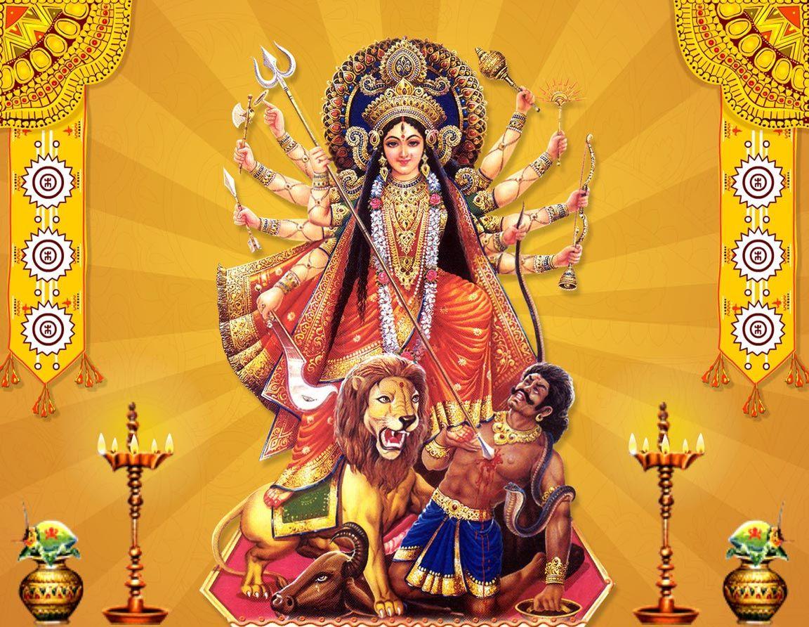 Nav Durga Wallpaper Galleries Free Download Maa Durga Wallpapers