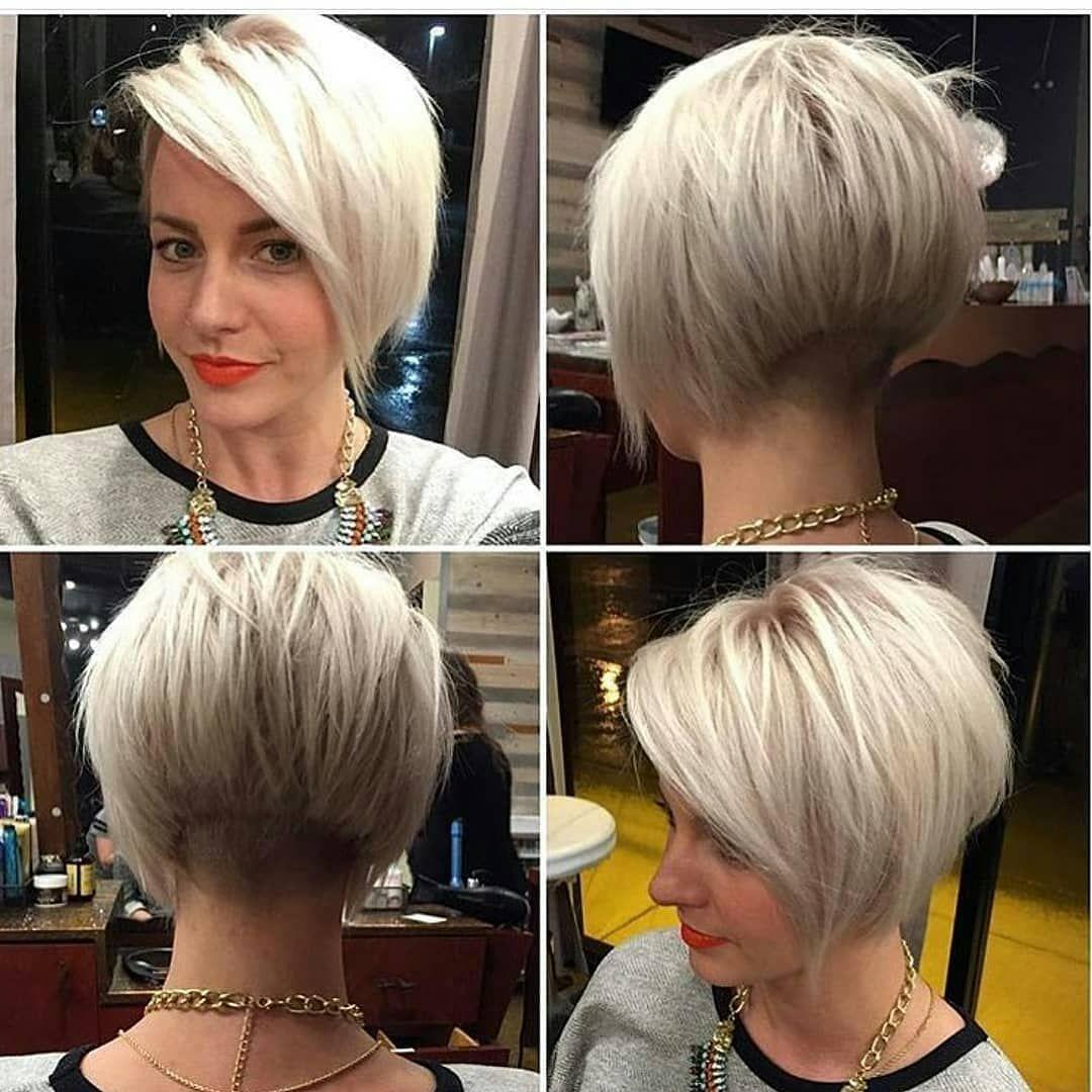 100 Short Hairstyles For Fine Hair Best Short Haircuts For Fine Hair 2020 Bob Haircut For Fine Hair Short Hair Styles Trendy Short Hair Styles