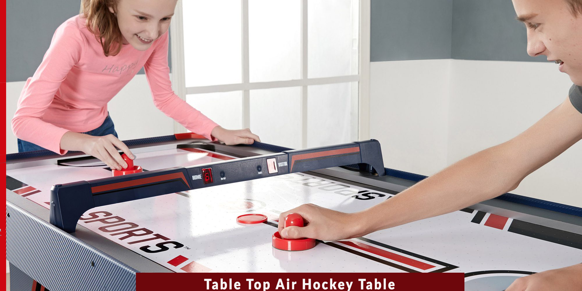 Top 5 Best Table Top Air Hockey Reviews In 2019 In this