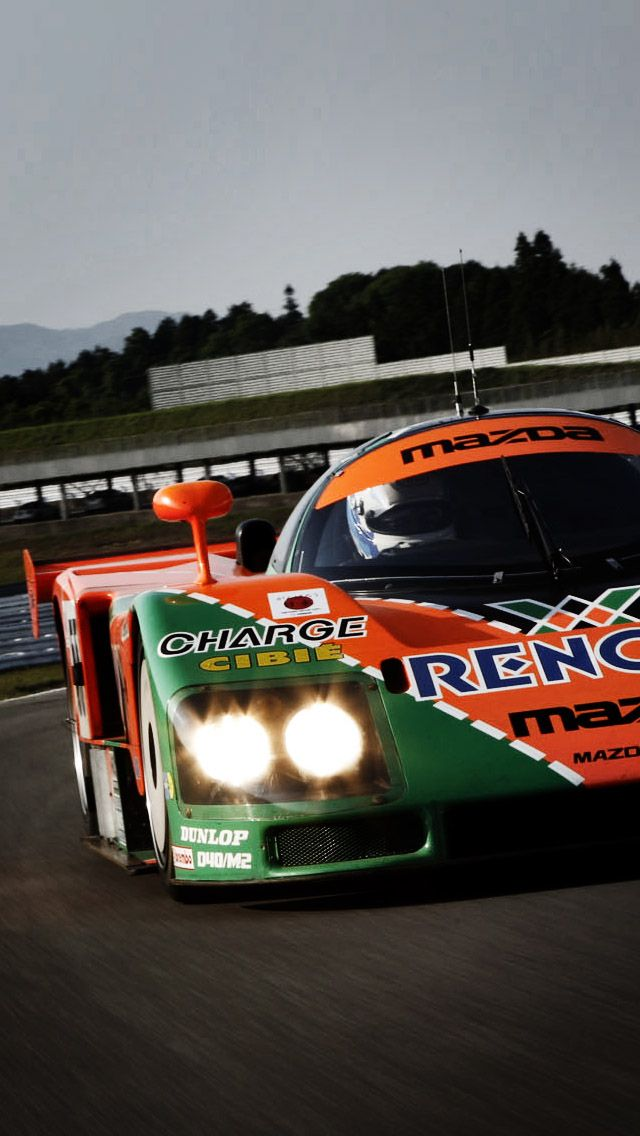 mazda 787b le mans race car iphone5 wallpaper iphonewallpaper 787b lemans mazda mazda787b. Black Bedroom Furniture Sets. Home Design Ideas