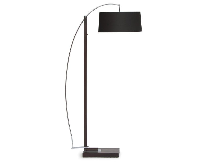 Lampe Sur Pied 208cm Haut Curva Adjustable Floor Lamp
