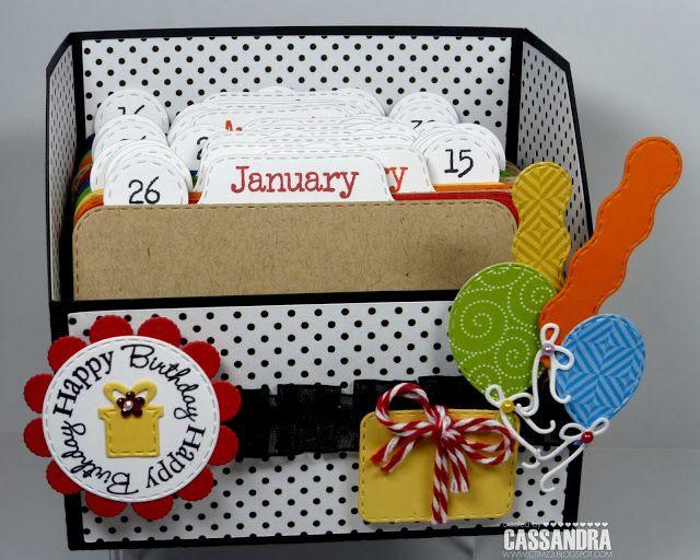 Birthday Organizer - bjl